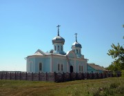 Церковь Троицы Живоначальной - Ольшанка - Чернянский район - Белгородская область
