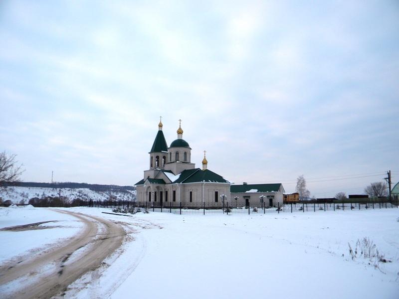 Церковь Рождества Христова, Безлюдовка