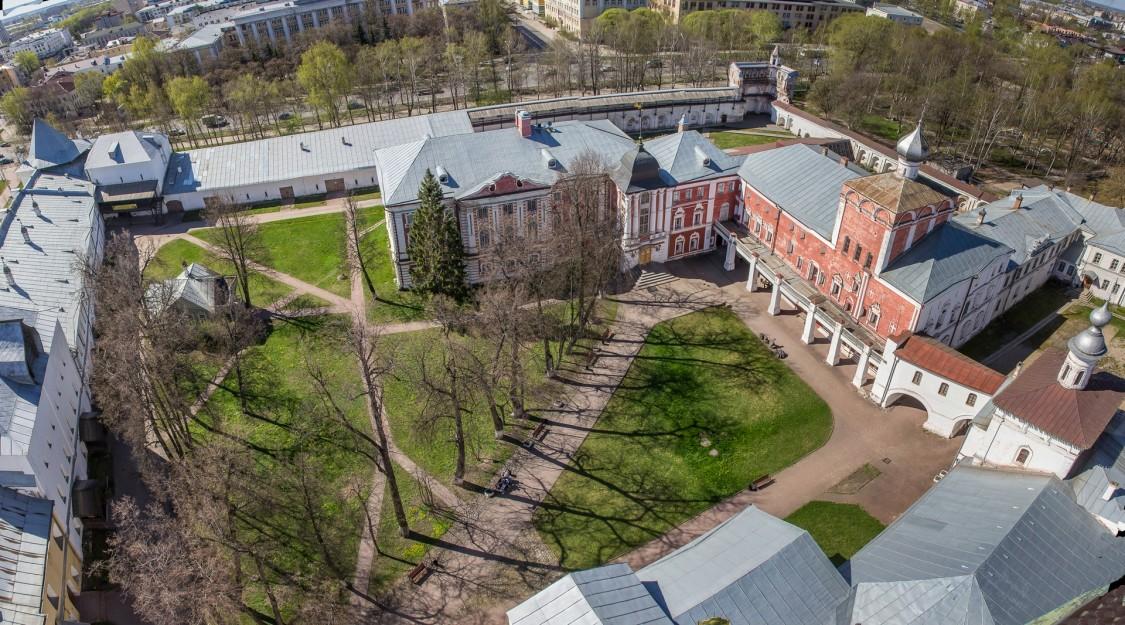Архиерейский двор, Вологда