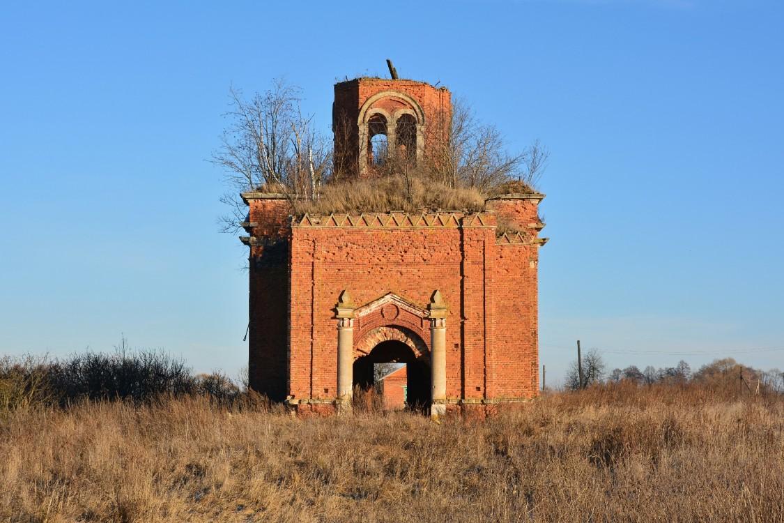 Церковь Покрова Пресвятой Богородицы, Машково