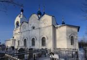 Церковь Николая Чудотворца - Курилово - Ярославский район - Ярославская область