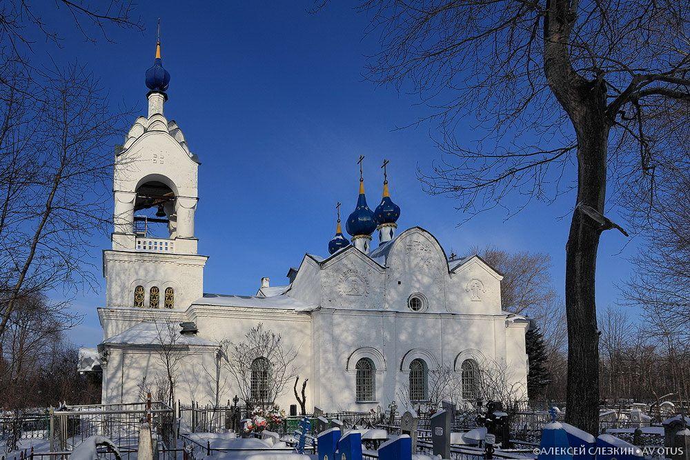 Церковь Николая Чудотворца, Курилово