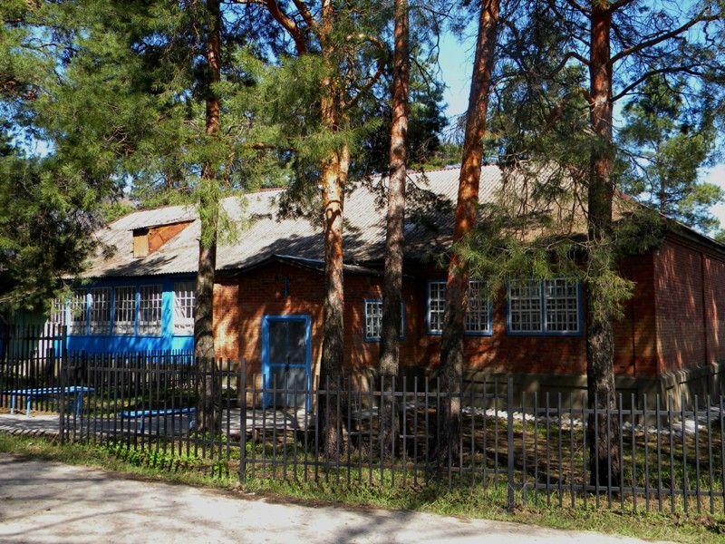 Белгородская область, Шебекинский район, Кошлаково. Моленная Николая Чудотворца, фотография. общий вид в ландшафте