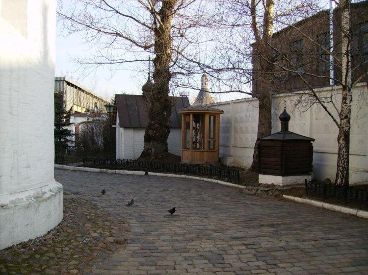 Часовня Кирилла Белозерского в Старом Симонове, Москва