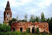 Церковь Троицы Живоначальной - Красино-Убережное - Ясногорский район - Тульская область