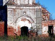 Церковь Троицы Живоначальной - Поемечье - Нерехтский район - Костромская область