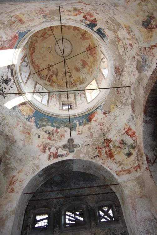 Церковь Воскресения Христова, Остров