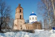 Церковь Троицы Живоначальной - Рождественск - Карагайский район - Пермский край