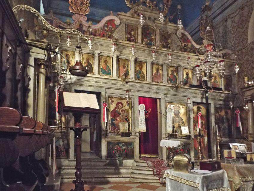 Церковь Иоанна Предтечи, Керкира (Κέρκυρα), о. Корфу