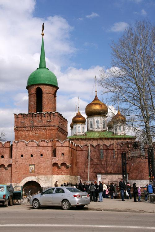 Тульская область, Тула, город, Тула. Кремль, фотография. фасады