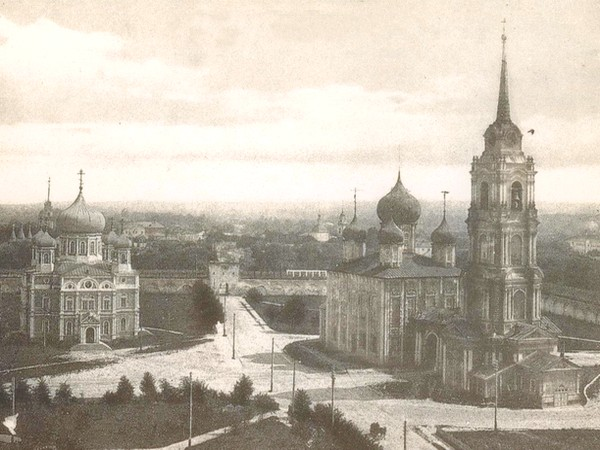 Тульская область, Тула, город, Тула. Кремль, фотография. архивная фотография, Фото с сайта tula-web.ru