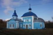 Церковь Рождества Пресвятой Богородицы - Помозово - Михайловский район - Рязанская область