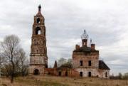 Церковь Илии Пророка - Николо-Пенье - Гаврилов-Ямский район - Ярославская область