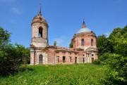 Церковь Троицы Живоначальной - Акаево - Ермишинский район - Рязанская область