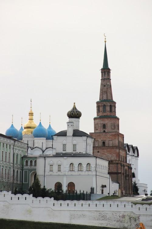 Республика Татарстан, Казань, город, Казань. Кремль, фотография. фасады