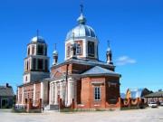 Церковь Николая Чудотворца - Шостье - Касимовский район и г. Касимов - Рязанская область