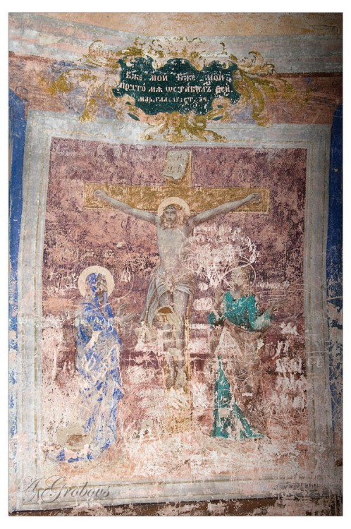 Церковь Илии Пророка, Николо-Пенье