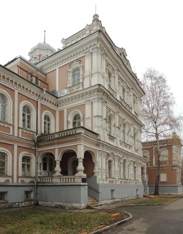 Домовая церковь Воскресения Словущего в Покровской общине сестер милосердия, Москва