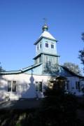 Покровский мужской монастырь. Церковь Николая Чудотворца - Корсаков - Корсаков, город - Сахалинская область