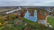 Церковь Тихвинской иконы Божией Матери - Пехлец - Кораблинский район - Рязанская область