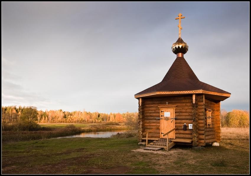 Вознесенский Оршин женский монастырь.Часовня Рождества Иоанна Предтечи, Орша