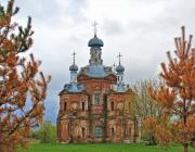 Покрово-Гагарино. Покрова Пресвятой Богородицы, церковь