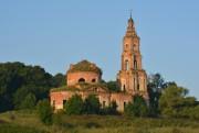 Церковь Феодора Студита - Старое Курбатово - Милославский район - Рязанская область