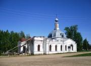 Церковь Входа Господня в Иерусалим - Насадка - Кунгурский район и г. Кунгур - Пермский край
