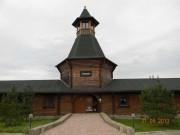 Петриково. Елисаветы Феодоровны и Варвары, церковь