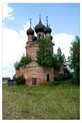 Церковь Илии Пророка - Ильинское-Урусово - Гаврилов-Ямский район - Ярославская область