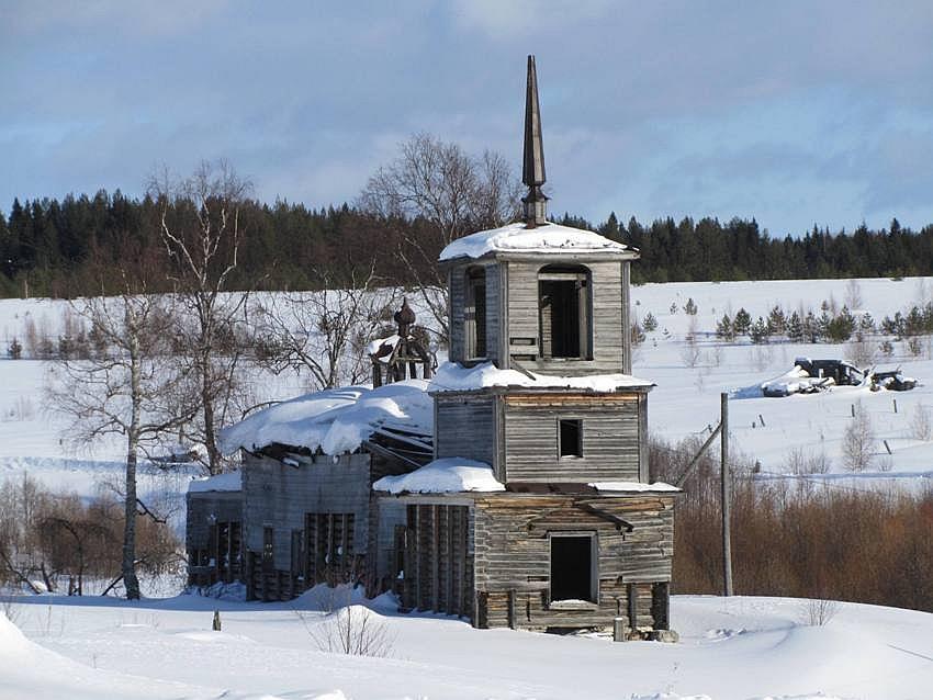 Церковь Николая Чудотворца, Ужгинская