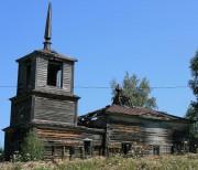 Церковь Николая Чудотворца - Ужгинская - Чердынский район - Пермский край