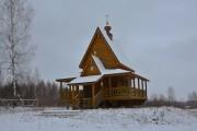 Церковь Иоанна Предтечи - Чёрный Поток - Людиновский район - Калужская область