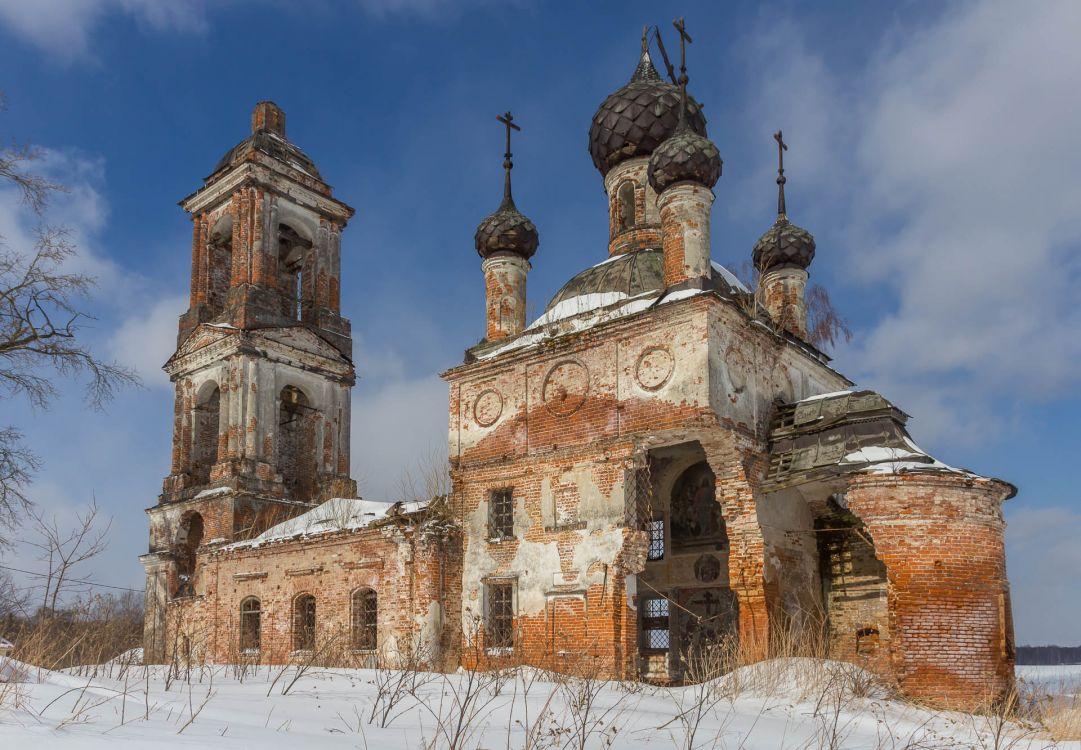 Церковь Рождества Пресвятой Богородицы, Степанчиково