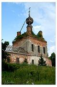 Церковь Воскресения Христова - Сотьма - Гаврилов-Ямский район - Ярославская область
