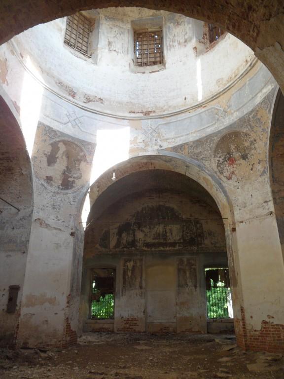 Липецкая область, Краснинский район, Монаенки. Церковь иконы Божией Матери