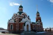 Церковь Новомучеников и исповедников Церкви Русской - Мокрое - Лебедянский район - Липецкая область