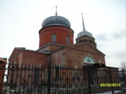 Церковь Воздвижения Креста Господня - Воскресеновка - Липецкий район - Липецкая область