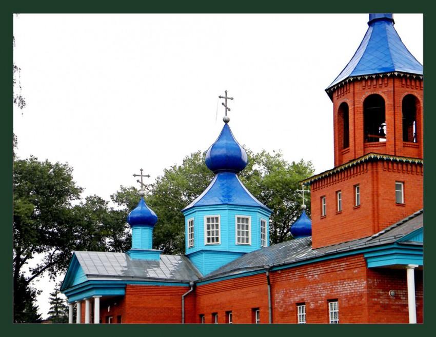 Церковь Спаса нерукотворного Образа, Прямицыно