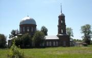Церковь Тихвинской иконы Божией Матери - Кулевка - Горшеченский район - Курская область