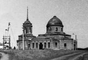 Церковь Рождества Христова - Верхняя Колыбелька - Хлевенский район - Липецкая область