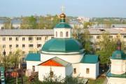 Церковь Григория Неокесарийского - Иркутск - Иркутск, город - Иркутская область