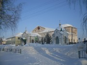 Часовня Кирилла и Мефодия - Усть-Кишерть - Кишертский район - Пермский край