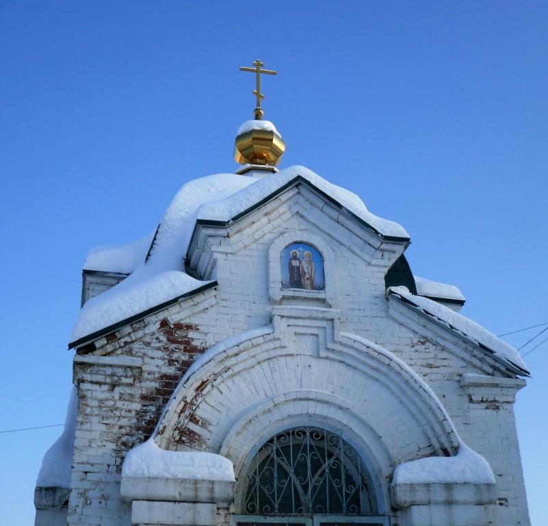 Часовня Кирилла и Мефодия, Усть-Кишерть