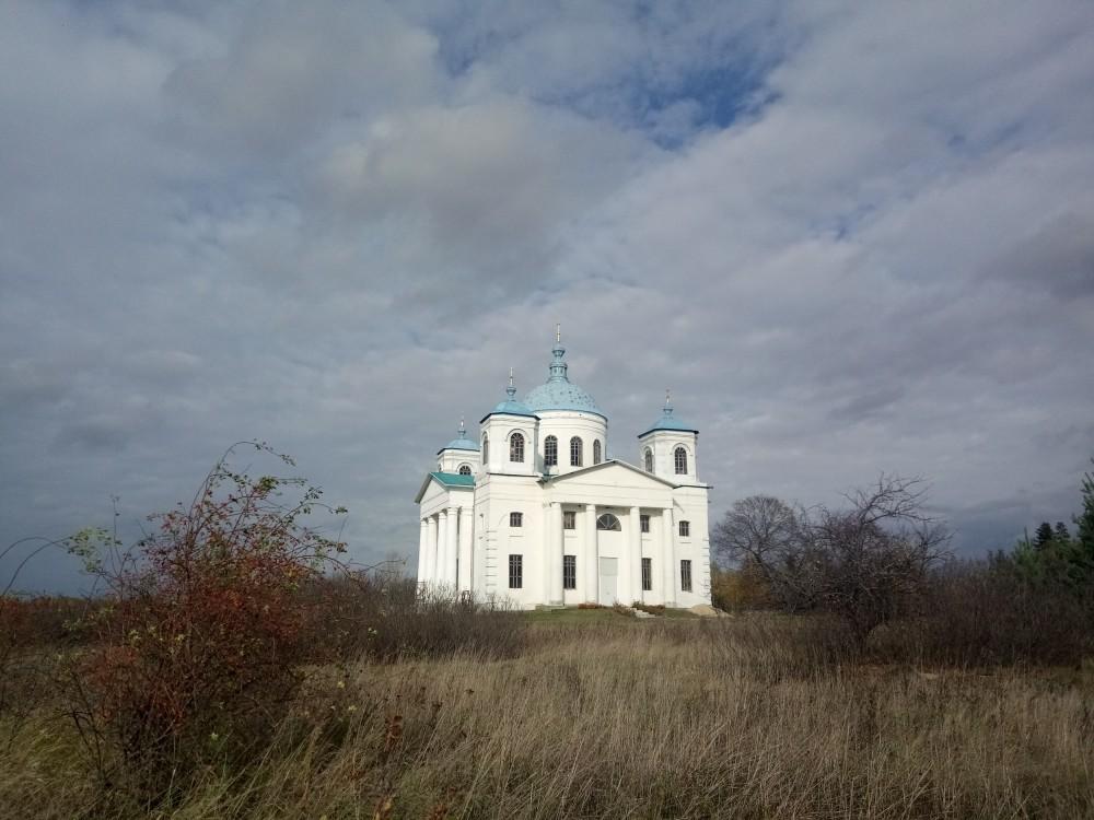 Село урусово чаплыгинский район фото