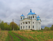 Урусово. Николая Чудотворца, церковь