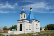 Церковь Илии Пророка - Старое Дубовое - Хлевенский район - Липецкая область