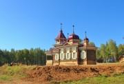 Церковь Троицы Живоначальной из с. Дядино Жигаловского района - Тальцы - Иркутский район - Иркутская область