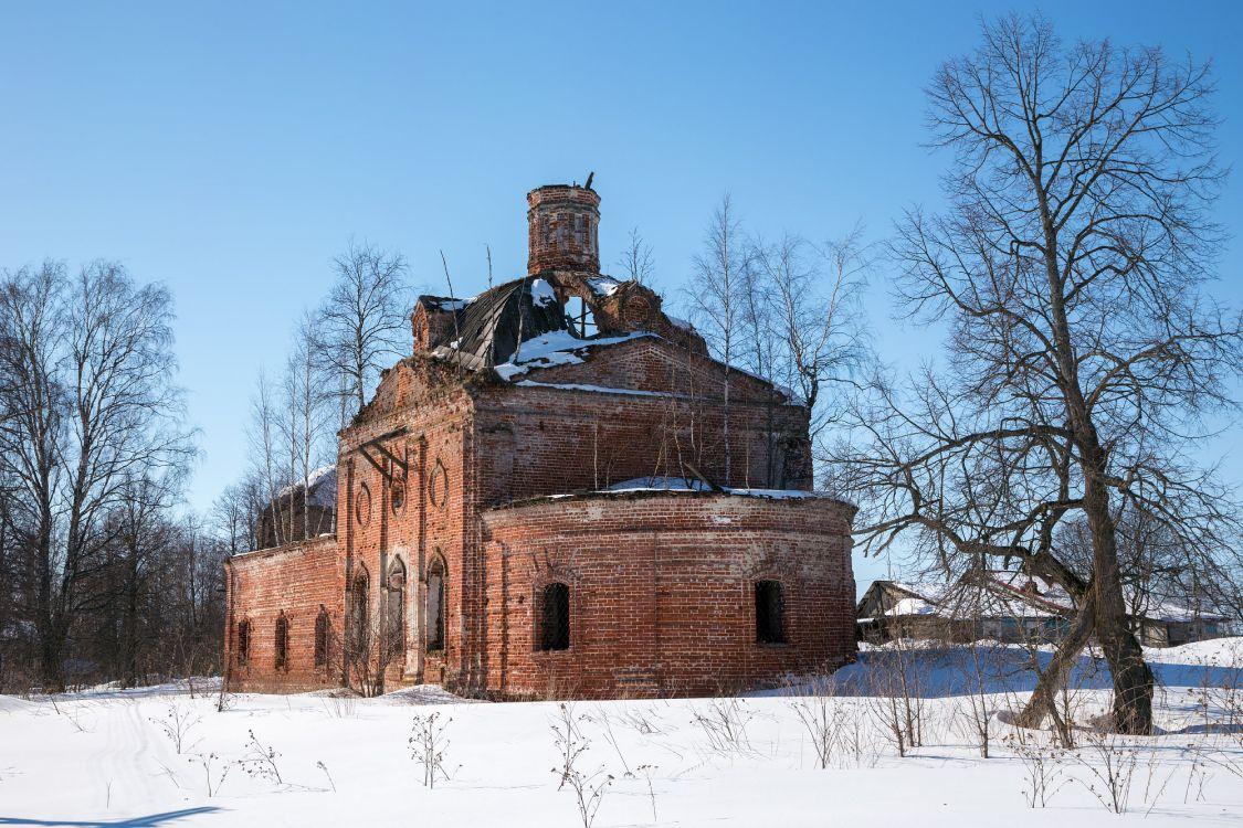 Церковь Николая Чудотворца, Ставотино