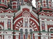 Киев. Пантелеимоновский женский монастырь в Феофании. Собор Пантелеймона